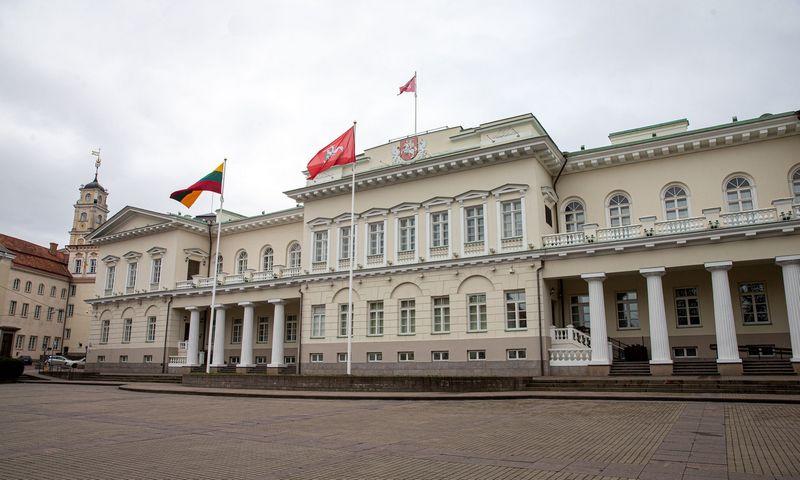 Lietuvos Respublikos prezidentūra. Juditos Grigelytės (VŽ) nuotr.