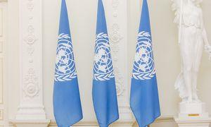 JT atmetė JAV siūlymą pratęsti ginklų embargą Iranui