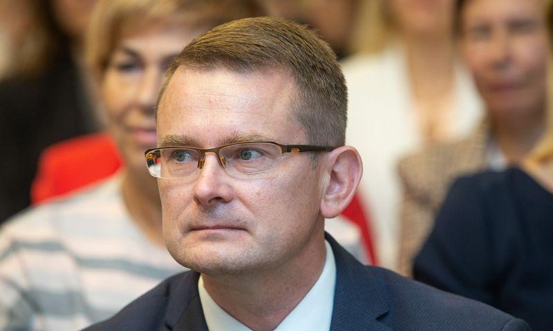 Arūnas Dulkys – valstybės kontrolierius, Vladimiro Ivanovo (VŽ) nuotr.