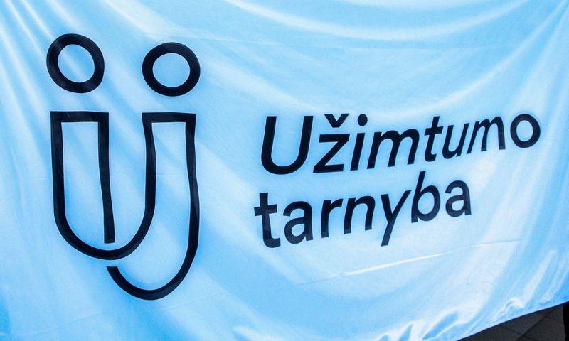 Užimtumo tarnyba prie Socialinės apsaugos ir darbo ministerijos. Juditos Grigelytės (VŽ) nuotr.