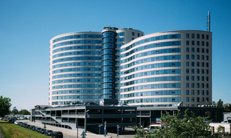 """Wargaming"" biuras Minske. Bendrovės nuotr."