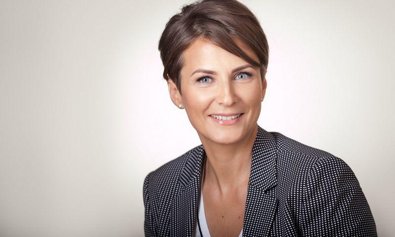"""Dr. Rasa Katilienė, ISM Vadybos ir ekonomikos universiteto lektorė ir vadovų studijų programos modulio """"Organizacijų pokyčiai"""" vadovė."""