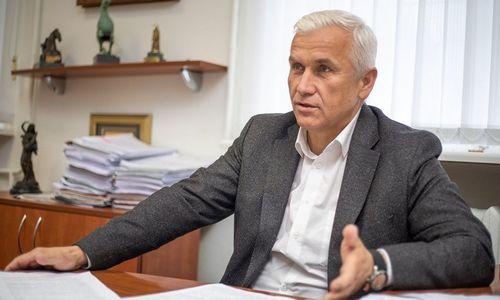 Baltarusijos verslo asociacijos vadovas: tokio siaubo ir bauginimų aš nepamenu