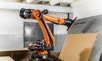 Robotai nuomai: tikisi, kad nedidelėms įmonėms tai bus patrauklu