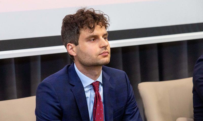 """Andrius Terskovas, """"Sun Investment Group"""" verslo vystymo direktorius. Juditos Grigelytės (VŽ) nuotr."""