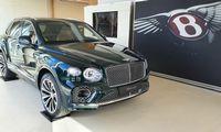 """Vilniuje pristatytas atnaujintas """"Bentley Bentayga"""""""