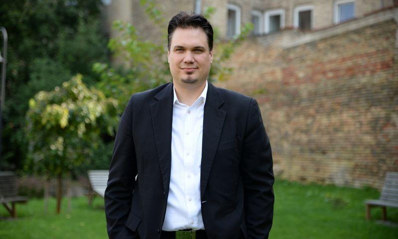 Prof. dr. Maikas Huettingeris, ISM Vadybos ir ekonomikos universiteto Tarptautinio verslo ir komunikacijos programos direktorius. Bendrovės nuotr.