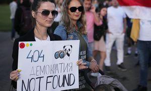 """Baltarusių IT bendrovė """"PandaDoc"""" pranešė apie keturių vadovų sulaikymą Minske"""