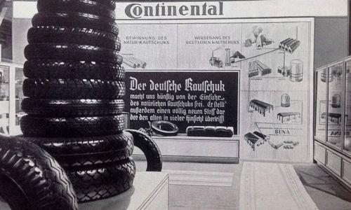 """""""Continental"""" atvėrė tamsiausią savo istorijos puslapį: padėjo naciams kurti """"karo mašiną"""""""