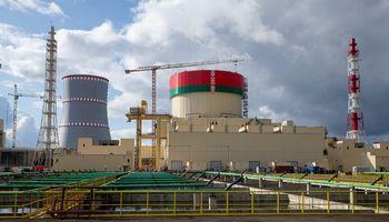 VATESI: Astravo AE tęsiasi fizikiniai reaktoriaus paleidimo darbai