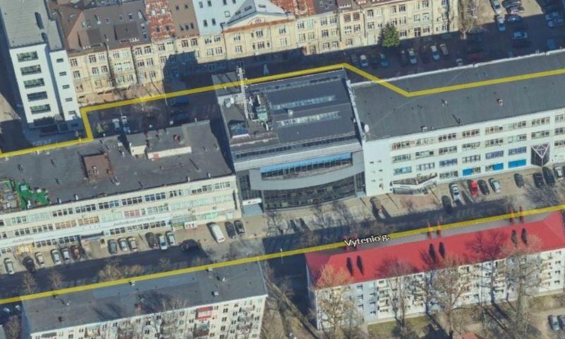 "Vytenio g. 18, Vilnius. ""4D Vilnius"" nuotr."