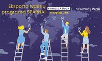 """Eksporto lyderių programa """"Sparnai"""" tęsiasi ir skelbia naują atranką"""
