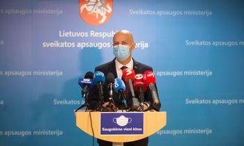 Lietuva Baltijos burbule siūlo mažintireikalavimus saviizoliacijai