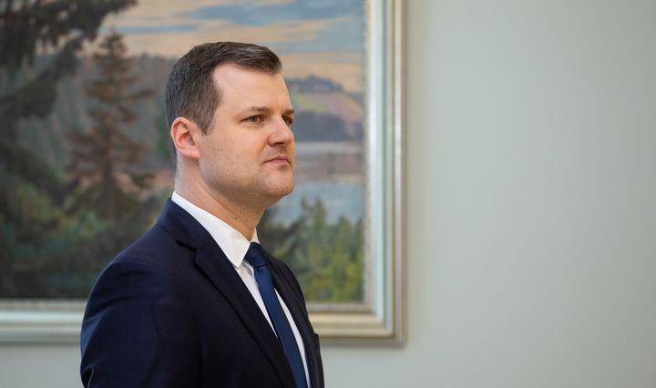 G. Paluckaskalba apiemokesčių progresyvumo taikymą visoms pajamoms