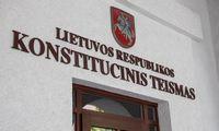 KT: Privaloma narystė Architektų rūmuose visiems architektams prieštarauja Konstitucijai