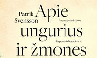 Knygos: atsakyti į ungurio klausimą