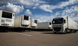 """""""KLP transport"""" pajamos augo 31% iki 73,6 mln. Eur"""