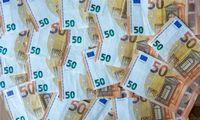 Lietuvos Vyriausybė beveik 3 metams pasiskolino už minus 0,2%