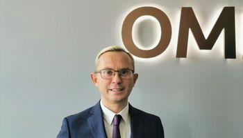 """Prie """"Omberg"""" vadovų komandos jungiasi naujas finansų direktorius"""
