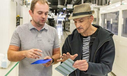 """Iš """"BOD Group"""" įsigiję dalį verslo, suomiai pradeda saulės elementų gamybą"""