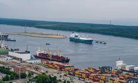 Uostas laukiaidėjų pietinės dalies plėtrai