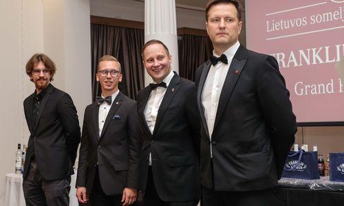 Lietuvos someljė čempionas M. Pravilonis: turėjau laimėti, ne kitaip