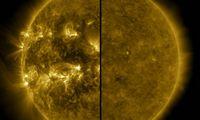 NASA: prasideda didelio Saulės aktyvumo ciklas