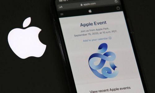 """iPhone 12"" ""Apple"" gerbėjams dar teks palaukti"