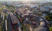 Naujuose NT projektuose Vilniaus stoties rajone – mažiau vietų automobiliams