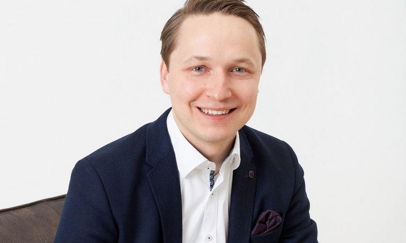 """Giedrius Audickas, """"Modus Mobility"""" valdybos pirmininkas. Įmonės nuotr."""
