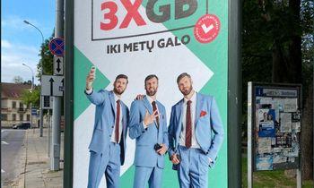 """""""Telia"""" stabdo """"Ežio"""" reklamą su dvyniais krepšininkais"""