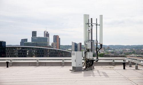 Vyriausybė pritaria idėjai kurti valstybinį operatorių ir kritinio ryšio tinklą