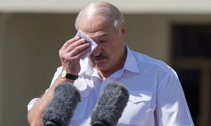 Europos Parlamentas rezoliucija nepripažįsta A. Lukašenkos išrinktu Baltarusijos prezidentu