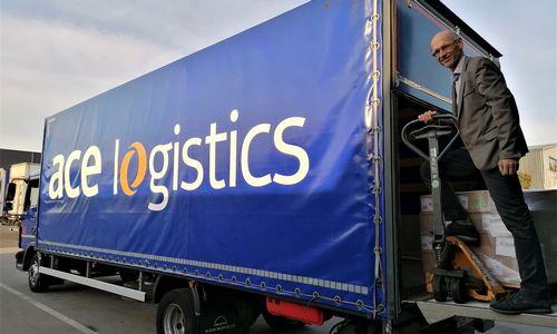 """""""ACE Logistics""""atsisuko į privačius klientus"""