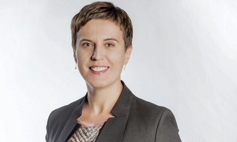 """Advokatų kontoros """"WINT Law firm"""" vadovaujančioji partnerėDaiva Ušinskaitė-Filonovienė."""