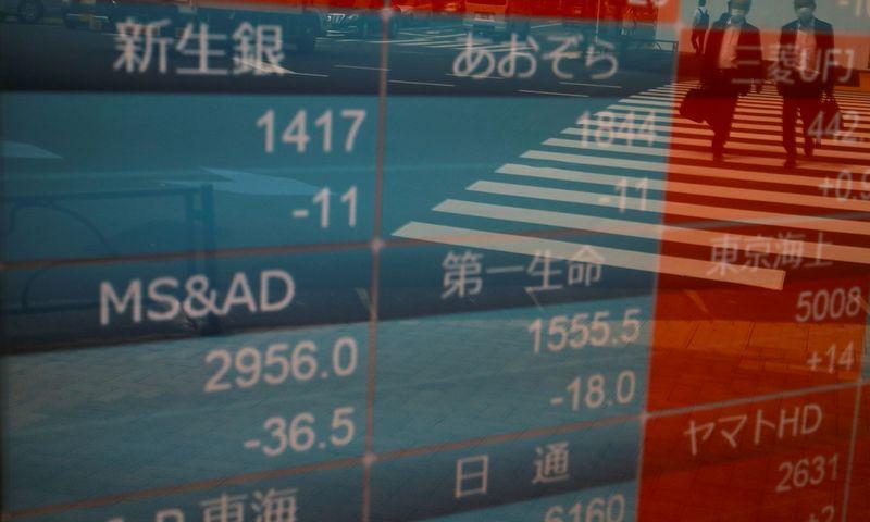 "Issei Kato (""Reuters"" / ""Scanpix"") nuotr."