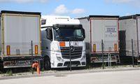 Transporto bendrovių įsiskolinimai nedidėja, bet mažėja įmonių