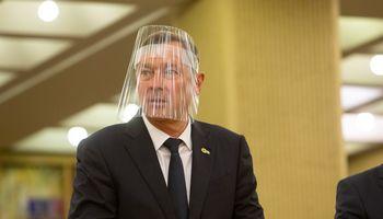 A. Zuokui atsisakius vadovauti VASA, bus skelbiamas naujas konkursas
