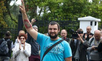 Baltarusijos Koordinacinės tarybos prezidiumo narys S. Dyleuskis išėjo į laisvę