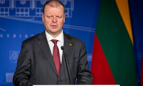 S. Skvernelis: Baltarusijai užsidarius sienas, Lietuva atsakytų tuo pačiu