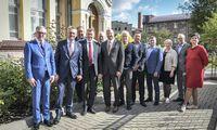 Šiaulių pramonininkų asociacija telkia bendruomenę aktyviai veikti regiono labui