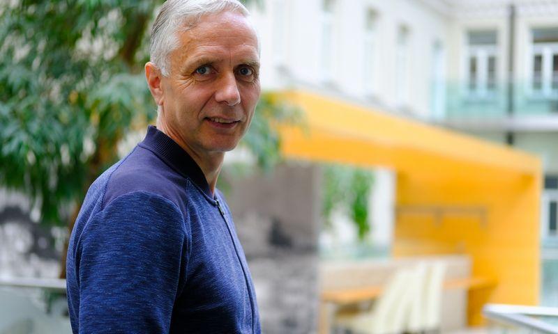 Artūras Jonkus, Ryšių su visuomene agentūrų asociacijos Tarybos pirmininkas. Vladimiro Ivanovo (VŽ) nuotr.
