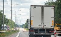 Griežtesnė patikra Baltarusijos pasienyje brangina vežėjų paslaugas
