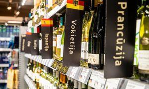 VMI: alkoholio akcizų pajamos šiemet augo 7%