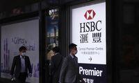 Bankų akcijos pinga po žurnalistinio tyrimo duomenų paviešinimo