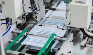 Lietuvoje pradėta medicininių kaukių gamyba