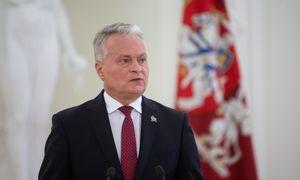 G. Nausėda su Lenkijos ir Rumunijos vadovais siūlo ES pagalbos planą Baltarusijai