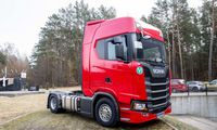 """""""Scania Lietuva"""" šiemet prognozuoja mažesnius pardavimus"""