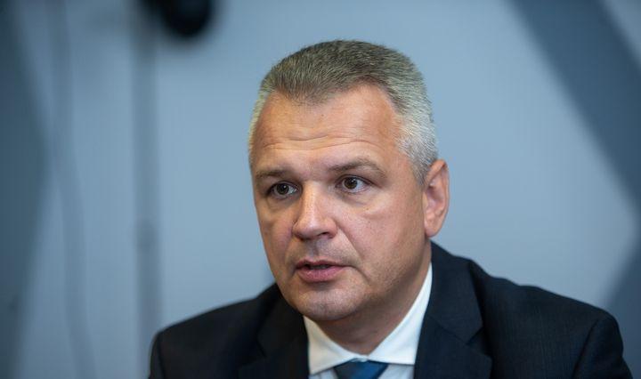 V. Jukna: Seimo nariai neturėtų užimti ministrų ar premjero posto