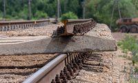 """Baltijos šalių vienybę kerta """"Rail Balticos"""" vėžė"""